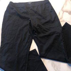 Eileen Fisher Knit Elastic Waist Pants